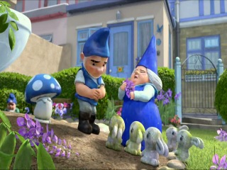 Gnomeo and Juliet HD
